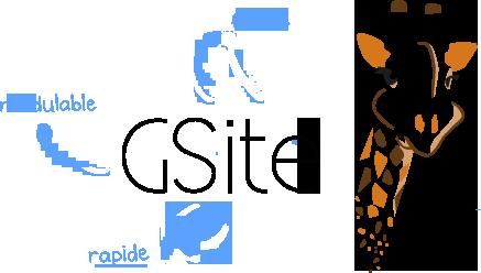 GSite, un système de gestion de contenu simple et intuitif 2d6a95ea0c02